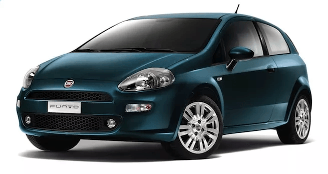 Location de voiture Fiat  Punto Easy